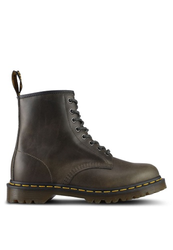 Dr. Martens brown Core Originals 1460 8 Eye Boots DR086SH0SX6CMY_1
