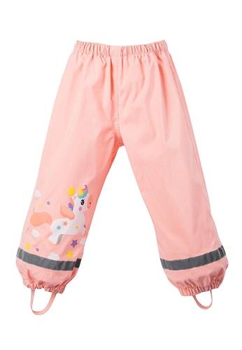 Twenty Eight Shoes pink VANSA Cartoon Rain Pants  VCK-R20120 0F6AFKAC300D56GS_1