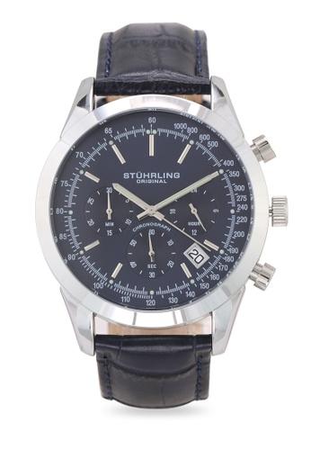 Shop Stuhrling Original Monaco 3975l Watch Online On Zalora Philippines