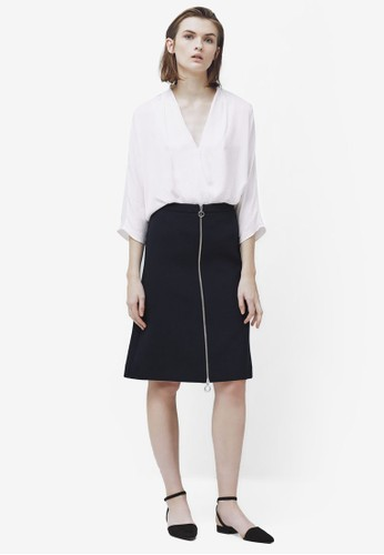 拉鍊鉛筆裙, 服飾, 服zalora taiwan 時尚購物網飾