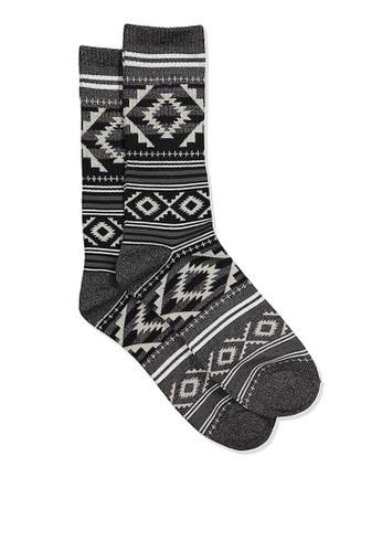 Cotton On black Single Pack Active Socks 2D1B9AA59CFC07GS_1