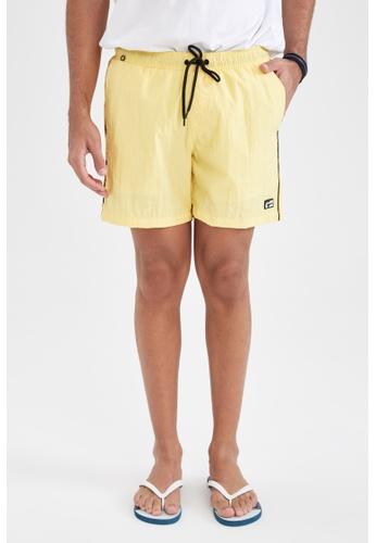DeFacto yellow Swimming Short D9587US6ED7118GS_1