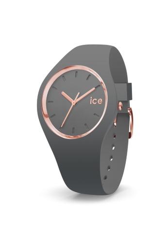 bc0c18935a5241 Buy Ice-Watch Ice-Watch ICE Glam - Grey (Medium) Online   ZALORA ...