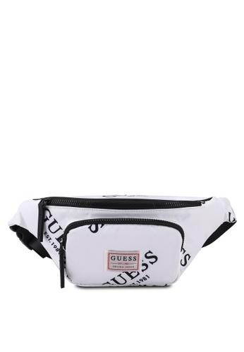 Guess white Originals Bum Bag 3D327ACFB00FECGS_1