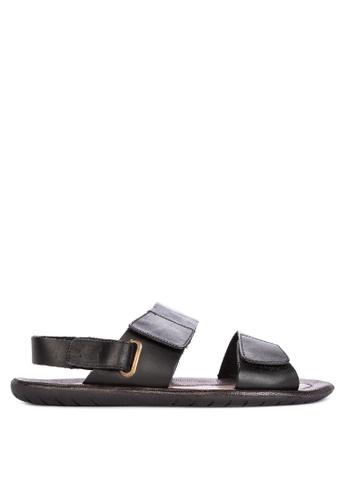 G&G black Jovacelli Sandals 782B7SH182FF2CGS_1