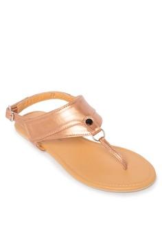 Athena Flat Sandals