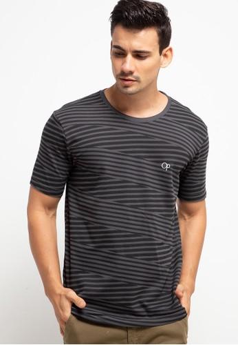 Ocean Pacific grey Men's Tshirt Young 0EF99AA2CAB567GS_1