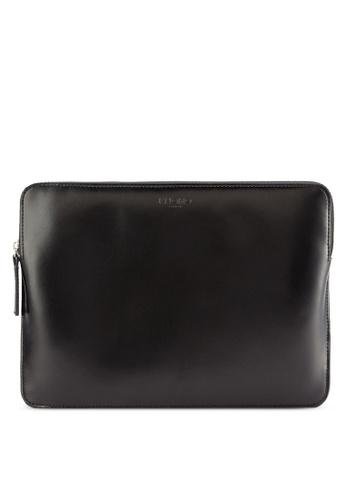 "knomo black Macbook 12"" Laptop Sleeve KN831AC19TQEMY_1"