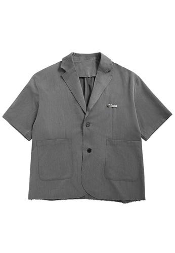 Twenty Eight Shoes Japanese Fashion Short Sleeve Shirt 2390S21 1BB54AAC9230D1GS_1