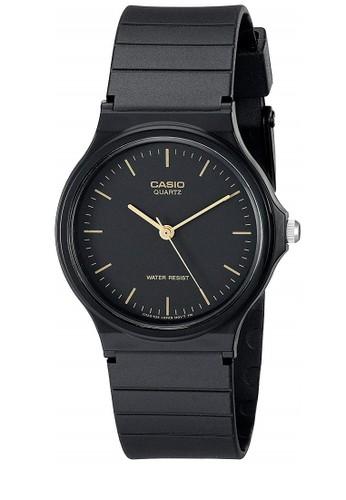 Casio black Casio Jam Tangan MQ24-1ELDF Hitam A1D64AC9E6F351GS_1