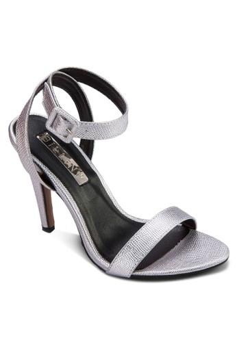 Omarioesprit home 台灣n 繞踝高跟涼鞋, 女鞋, 鞋