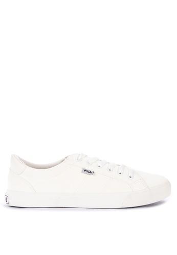 Fila white Fv Xian Sneakers B64FESHC4202AEGS_1