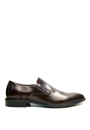 Kenneth Cole New York brown TULLY LOAFER B - Dress Loafer F583CSH83F07A7GS_1