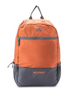 Druv Orange Laptop Backpack