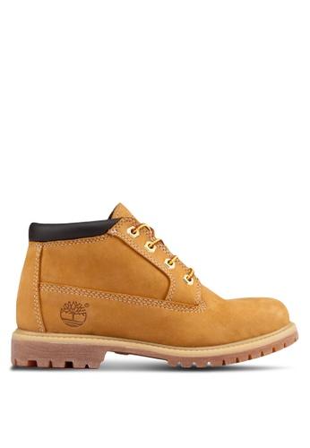 Timberland brown Timberland Women's Nellie Chukka Waterproof Boots TI845SH13NUOSG_1
