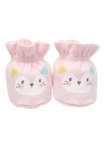 Organic mom pink Organic Baby Fox Socks (FALL/WINTER) 2CEDCKAC00C940GS_1