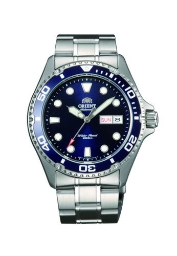 Orient silver Orient Watch Ray II ORFAA02005D E011BAC4723C87GS_1