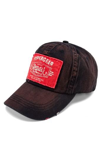 徽章鴨舌帽, 飾esprit台灣門市品配件, 鴨舌帽
