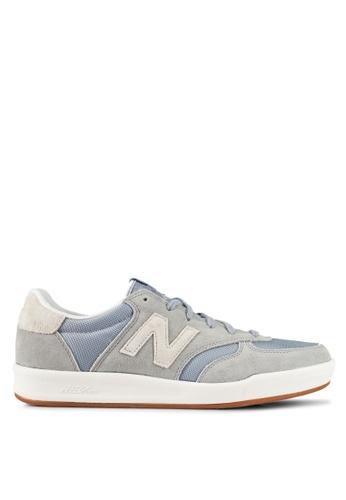 New Balance silver 300 Classic Lifestyle Sneakers NE323SH0RUY7MY_1