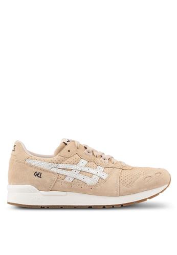ASICSTIGER beige Gel-Lyte Shoes AS610SH0SVULMY_1