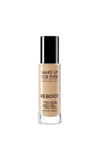 MAKE UP FOR EVER beige #Y244 REBOOT ACTIVE CARE-IN-FOUNDATION 30ML A24DBBEB83DD25GS_1