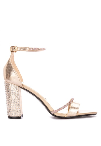 cd4028ad759 Shop Mnicole High-Heeled Sandals Online on ZALORA Philippines