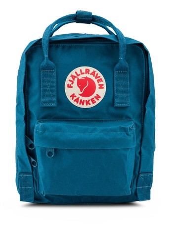 Fjallraven Kanken green Kanken Mini Backpack 9BF28AC8B0407DGS_1