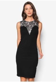 Pamela Shifted Dress