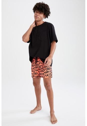 DeFacto orange Swimming Short 3D9F5USEC86D42GS_1