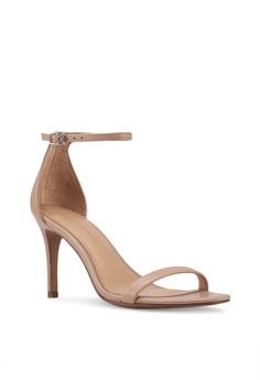 ecc7a22c86c8 48% OFF Banana Republic Bare High Heel Sandals HK  929.00 NOW HK  481.90  Sizes 5.5