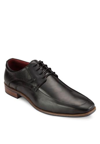 四眼繫帶方頭皮鞋, 鞋, esprit 童裝鞋