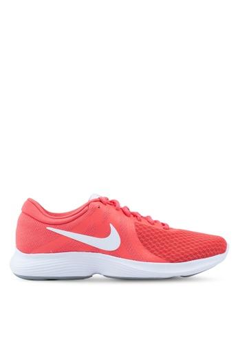 65ff65d84f20 Nike pink Women s Nike Revolution 4 Running Shoes 80025SHCC8B459GS 1