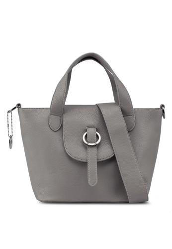 Shop Perllini Mel Faux Leather Satchel Top Handle Online on ZALORA ... 7a8592b120980
