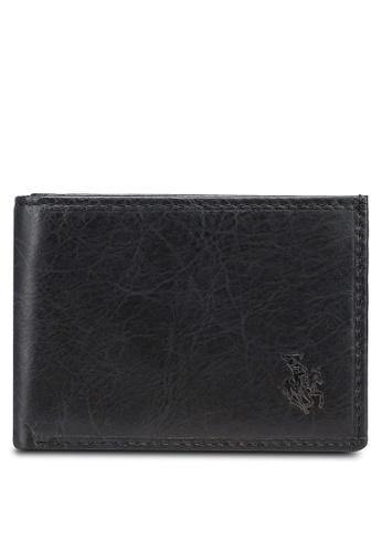 Swiss Polo black RFID Casual Wallet CC625AC1D1DB42GS_1