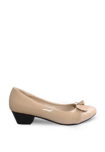 INSIDE beige Inside Heels Ariadne Cream IN074SH73MUSID_1