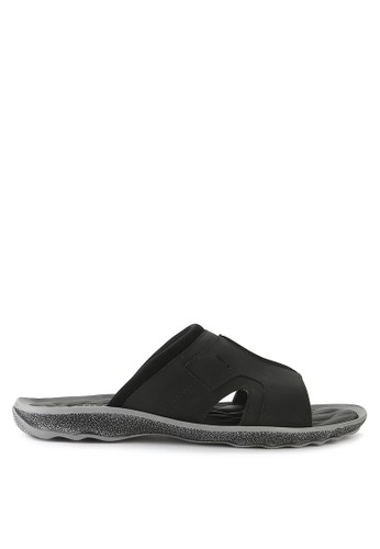Watchout! Shoes black Sandals Slip On D6FC4SH4A10EFAGS_1