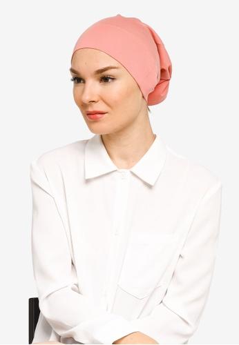 UMMA pink Aza Inner Cap 9010BAA43FA677GS_1