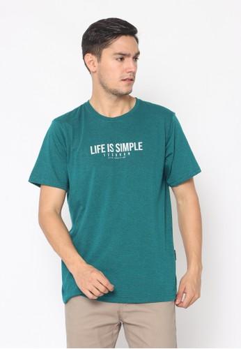 17seven Original blue Tshirt 0199- LIS 3FB1BAAB848140GS_1
