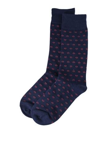 GAP multi Vday Calf Socks 5A96AAA42869C6GS_1
