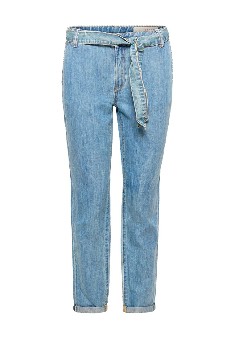 ESPRIT Around Tie Belt Jeans Blue 7S6qw7x
