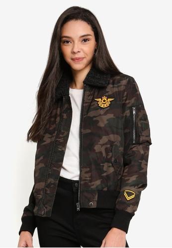 Delta Bomber Jacket
