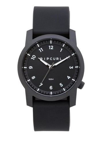 Rip Curl black Cambridge Silicone Number Dial 2CBFCAC7DA2AC1GS_1