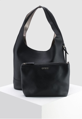 23197c4aa3 Buy Guess Heidi Hobo Bag Online on ZALORA Singapore