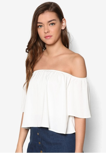 5c1343c0804107 Buy ZALORA Love Off Shoulder Top Online on ZALORA Singapore