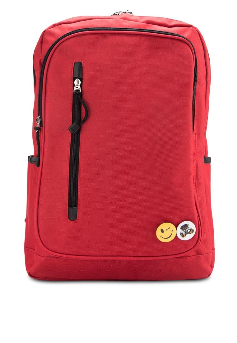 Bagstationz Nylon Travel 17inch Laptop Backpack