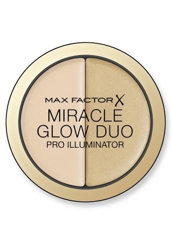 Max Factor beige Miracle Glow Duo - Light 3FF74BEDCA17B3GS_1