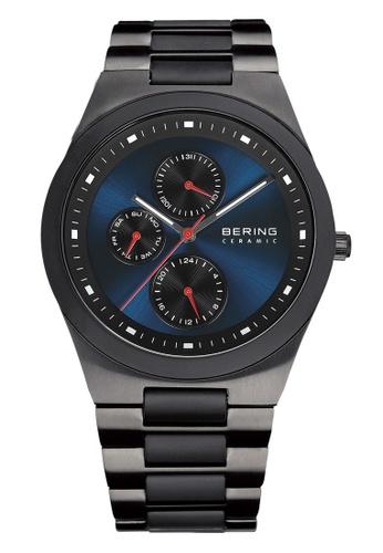 Bering black Ceramic 32339-788 Blue 39 mm Men's Watch 0F5E9ACBF2F8BDGS_1