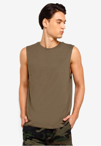 Factorie 多色 Sport Muscle T Shirt D130DAA8B9AA91GS_1