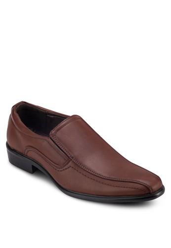 簡約商務zalora 衣服尺寸皮鞋, 鞋, 休閒皮鞋
