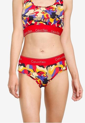 Calvin Klein multi Hipster - Calvin Klein Underwear 4ED12US23A5E1FGS_1